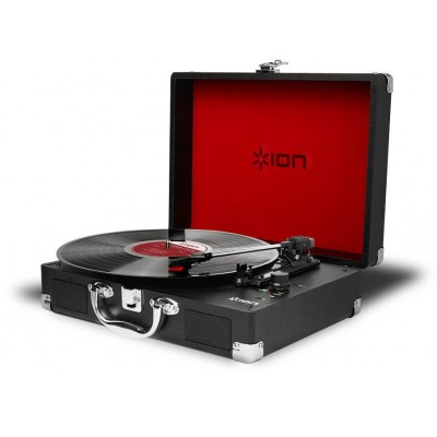 Ion Audio Vinyl MotIon Audio Portable Suitcase Turntable