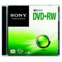 Sony DVD RW 4.7 GB Slim case 10 pcs