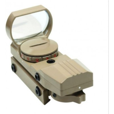 Sighting Telescope Red/Green Dot Holographic Optical Sight Scope For Gun Airsoft Pistol QM0005