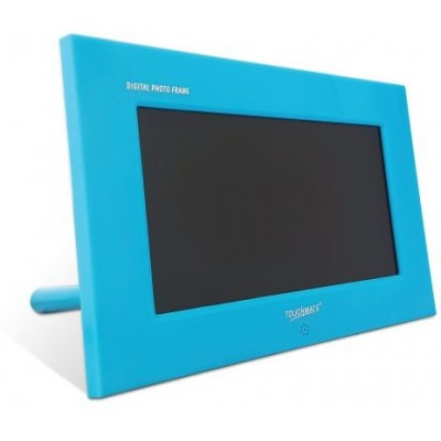 Touchmate Digital LED Photo Frame (TM-PF700 Blue)