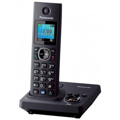Panasonic KX-TG7861 Cordless Phone with Answering Machine