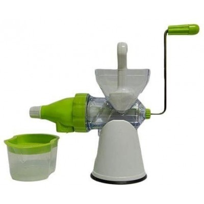 Manual Fruits and Vegetable Juice Extractor - Green