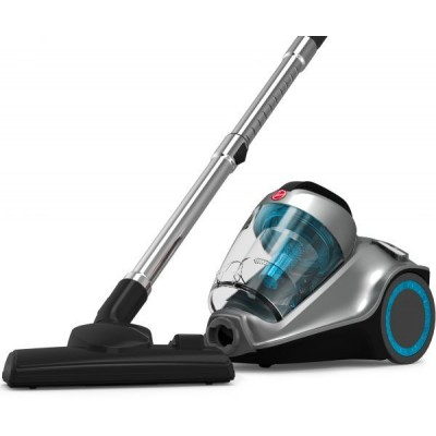 Hoover Power 7 Canister Vacuum Cleaner - Grey, HC84-P7A-ME
