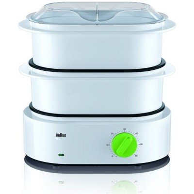 Braun 850W Food Steamer (Model FS3000)