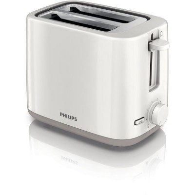 Philips Daily Collection Toaster White, HD2595-01