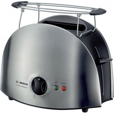 Bosch Private Collection Toaster - TAT6901GB, Silver