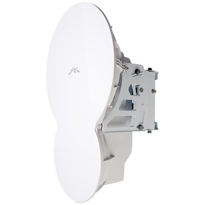 Ubiquiti airFiber AF-24 24GHz Radio 1.4+Gbps 13+km Worldwide License-Free