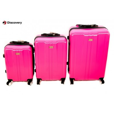 RA8690 FULL PC Discovery Trolly Luggage with Scale