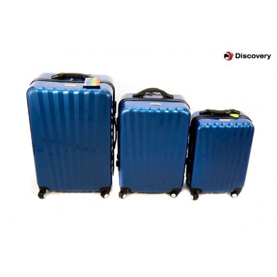 RA 8693 Discovery Trolly Luggage with Scale