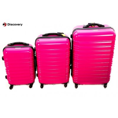 RA 8009 Discovery Trolly Luggage with Scale