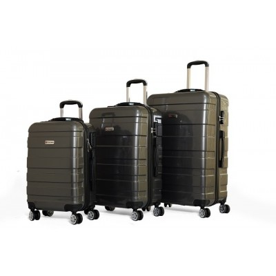 RA8659 IMPERIAL ANTI SCRATCH Trolly Luggage with Scale