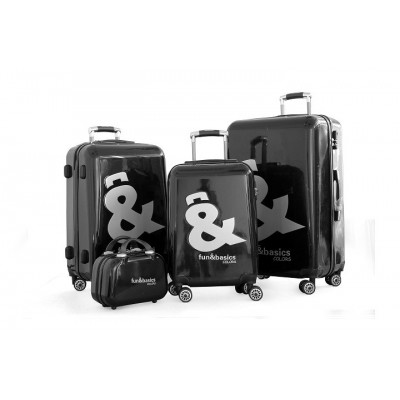 DL CLASSIC Discovery Trolly Luggage with Scale