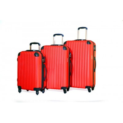 RA 808 ANTI SCRATCH ANTI SCRATCH MATERIAL Discovery Trolly Luggage