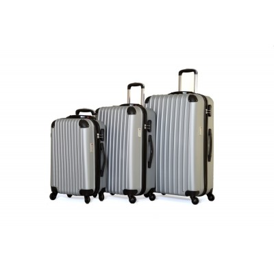 RA 808 ANTI SCRATCH Discovery Trolly Luggage with Scale