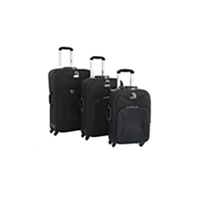 8803-PCIFIC LINK Trolly Luggage with Scale to meausre