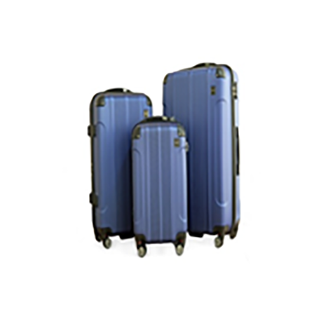 8802 PCIFIC LINK Trolly Luggage with Scale to meausre
